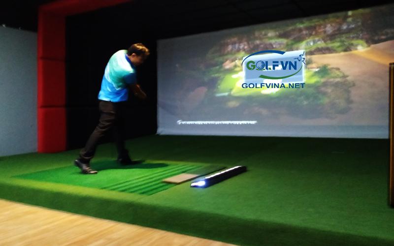 golf 3d trong nhà