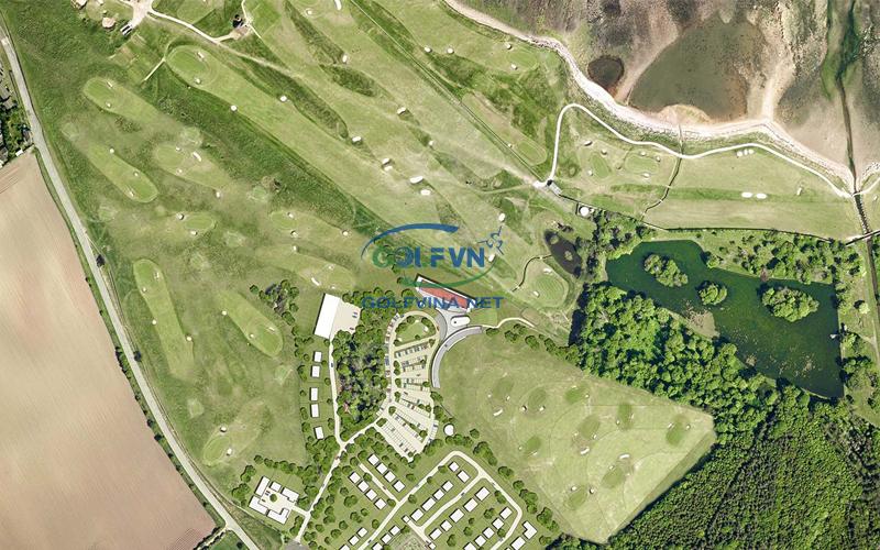 hồ sơ thiết kế sân golf