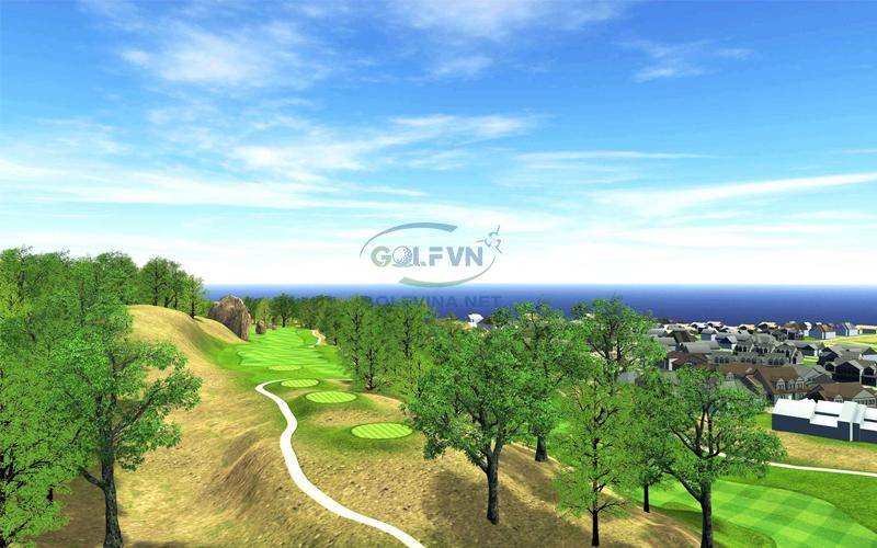 tiêu chuẩn thiết kế sân tập golf